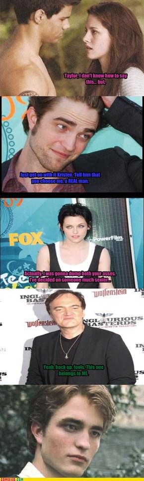 Dammit Cullen.