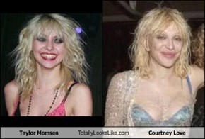 Taylor Momsen Totally Looks Like Courtney Love