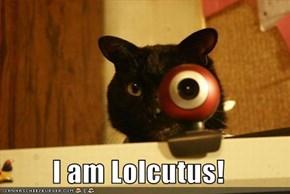 I am Lolcutus!