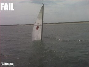 Sailimg Fail