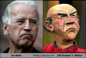 "Joe Biden Totally Looks Like Jeff Dunham 's ""Walter"""