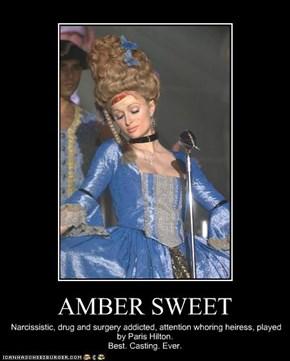 AMBER SWEET