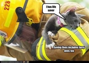 I has life saver