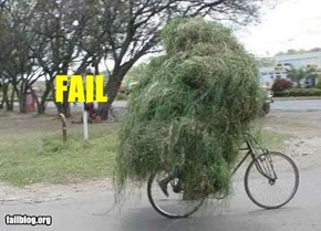 Hay Transportation Fail
