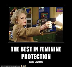THE BEST IN FEMININE PROTECTION