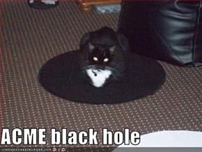 ACME black hole