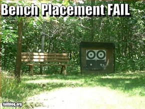 Bench Placement Fail