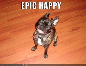 EPIC HAPPY