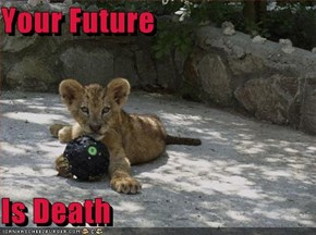 Your Future   Is Death