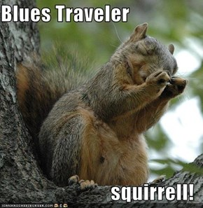 Blues Traveler  squirrell!