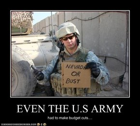 EVEN THE U.S ARMY