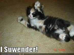 I Suwender!