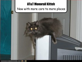 AT&T Monorail Kitteh