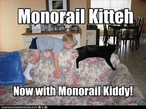 Monorail Kitteh