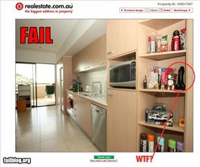 House Advertisement Fail