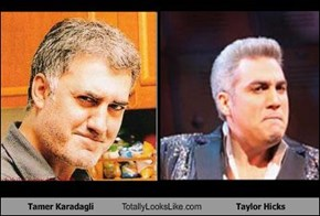 Tamer Karadagli Totally Looks Like Taylor Hicks
