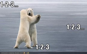 1-2-3... 1-2-3... 1-2-3