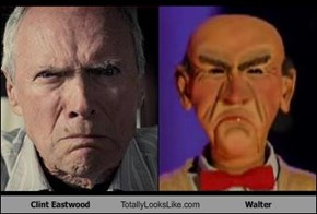 Clint Eastwood Totally Looks Like Walter