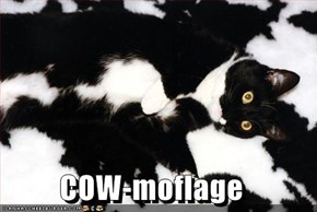 COW-moflage