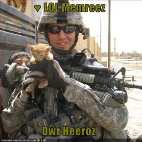♥ LOL Memreez  Owr Heeroz