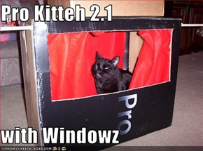 Pro Kitteh 2.1  with Windowz