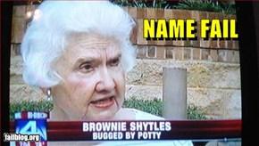 Name Fail