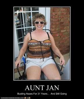 AUNT JAN