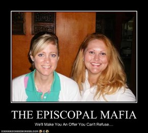 THE EPISCOPAL MAFIA