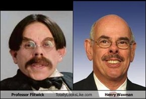Professor Flitwick Totally Looks Like Henry Waxman