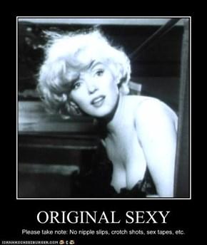 ORIGINAL SEXY