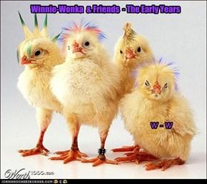 Winnie-Wonka  & Friends  - The Early Years