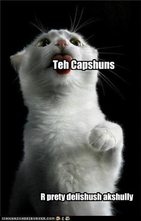 Teh Capshuns