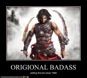 ORIGIONAL BADASS