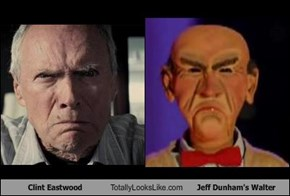 Clint Eastwood Totally Looks Like Jeff Dunham's Walter