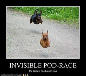 INVISIBLE POD-RACE