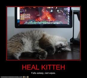 HEAL KITTEH