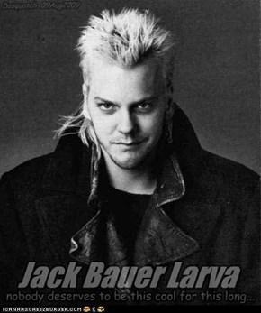 Jack Bauer Larva