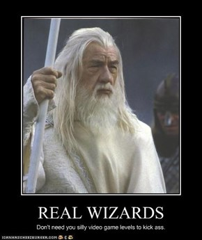 REAL WIZARDS