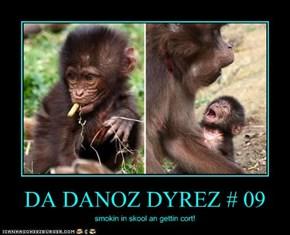 DA DANOZ DYREZ # 09