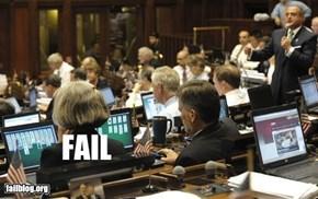 Legislation Fail