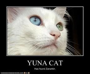 YUNA CAT