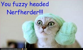 You fuzzy headed Nerfherder!!!