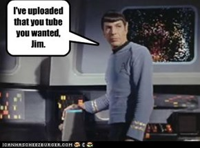 I've uploaded that you tube you wanted, Jim.