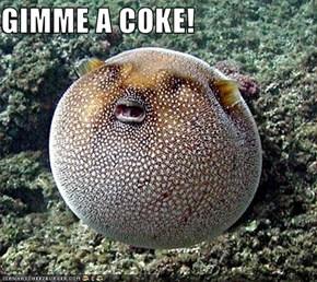 GIMME A COKE!