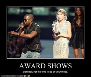AWARD SHOWS