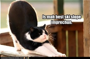 Is mah best ski slope imprechun.