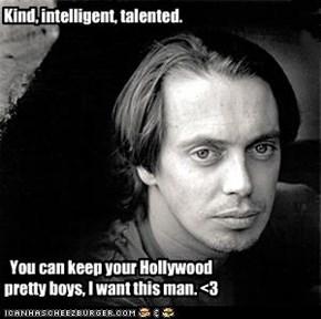 Kind, intelligent, talented.