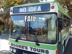 Destination Fail