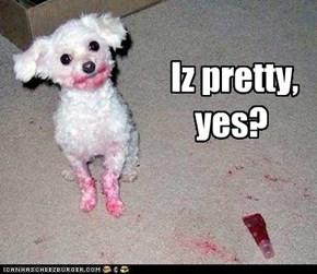 Iz pretty, yes?