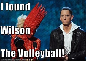I found Wilson The Volleyball!